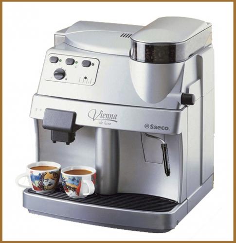 Használt Saeco Vienna kávéfőző gép eladó